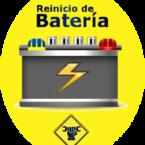Servicio reinicio de bateria